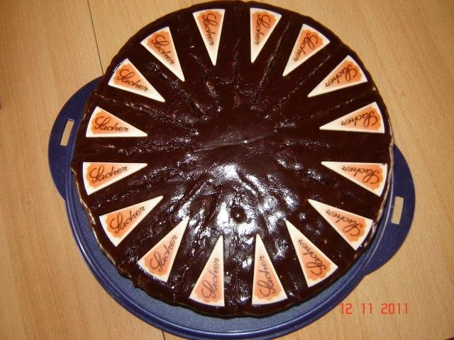 Kuchen & Torten: Sachertorte