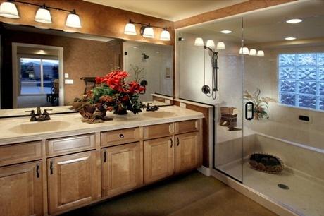 302 best home bathroom images on pinterest bathroom for Bathroom remodel henderson nv