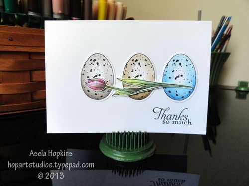 Stampin'Up! Backyard Basics Thank you card design: Basic Stamps, Cards Design, Cards Ideas, Su Cards, Easter Cards, Stamps Sets, Basic Cards, Thanks You Cards, Backyard Basic