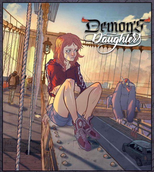 """Fumetti, torna """"La figlia del demone"""""""