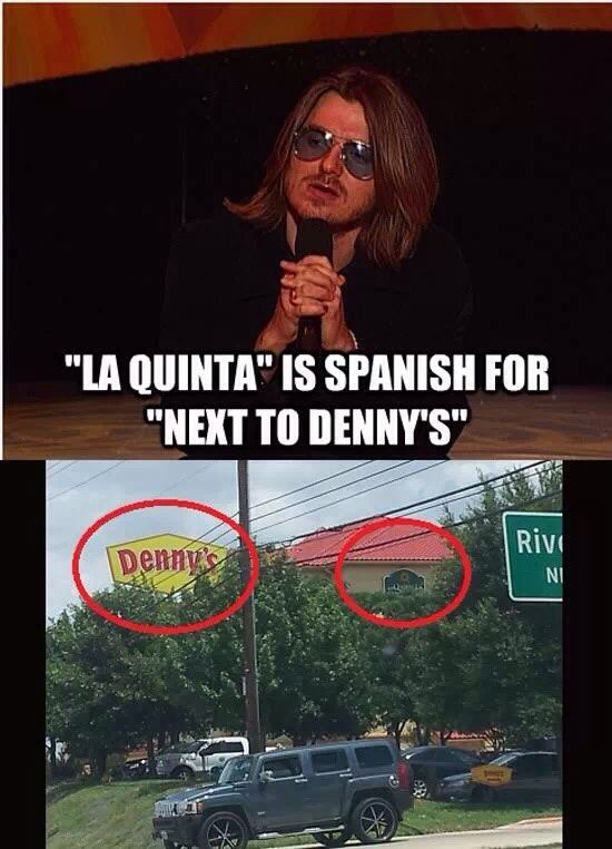Mitch Hedberg gets it. --- Oh my god why is this so funny? XD