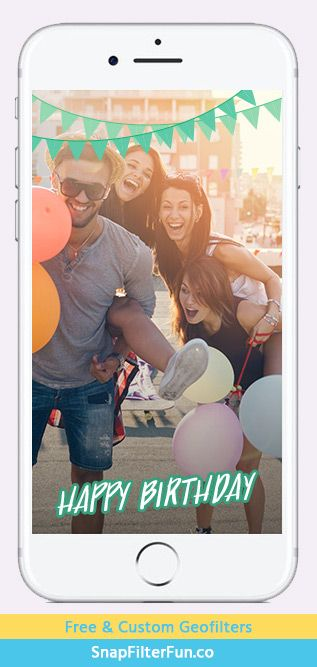 Happy Birthday with flags – Green http://www.snapfilterfun.co/birthday/hbflagsgreen-geofilter.php