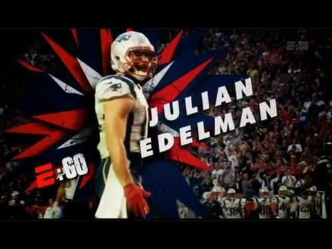 How Julian Edelman transitioned from College QB to Tom Brady's Favorite WR | NFL Films Presents - YouTube