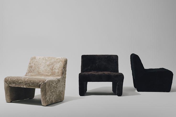 grazia and co australian made furniture, including authentic featherston pieces - Reeno occasional chair
