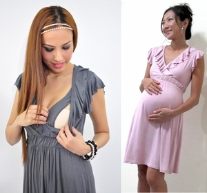 20 Best Images About Breastfeeding Friendly Dresses And