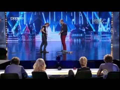 Hungary's got talent paródia