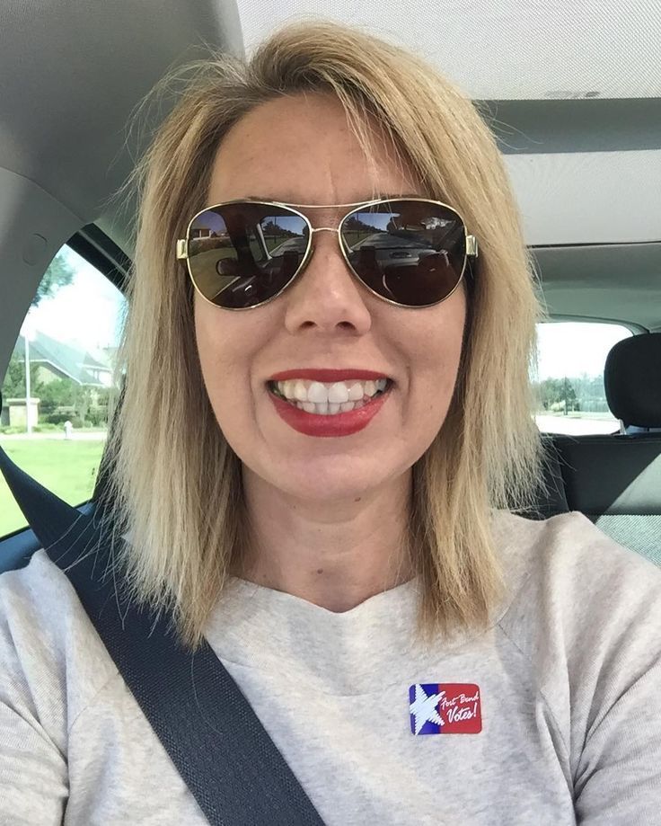 I voted! Get thee to thy early voting precinct and exercise your right to vote! #earlyvoting #election2016 #election #texas