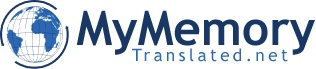 MyMemory passed 500M segments today! It is recognized as the world's largest Translation Memory  http://mymemory.translated.net/