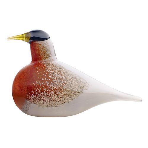 The FinnFest 2014 bird is ready for pre-order!! iittala Toikka American Robin – $350