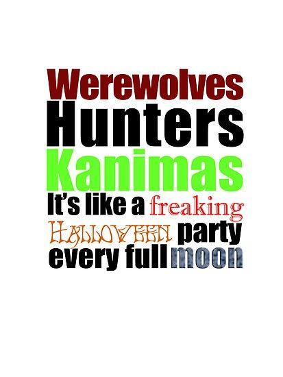 Teen wolf!!!