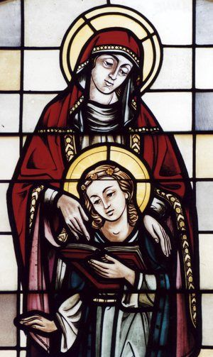 Hannah and Ann: Two good and holy mothers for Mother's Day