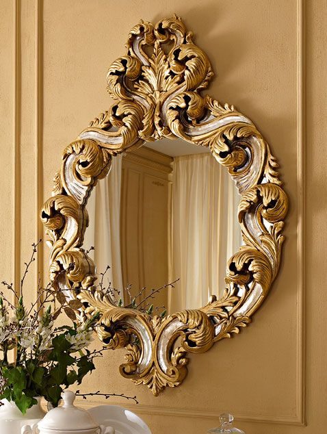 Classic mirror furniture. Andrea Fanfani offers a dazzling selection of luxury mirrored furniture, with every item handmade by the finest Italian artisans.