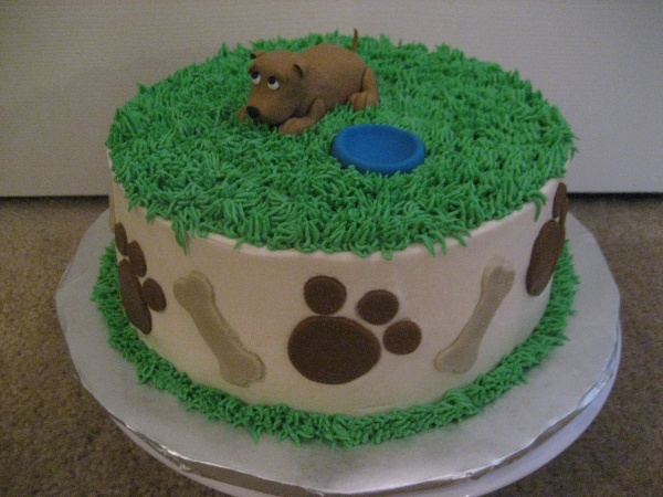 17 Best images about Dog cakes and cupcake toppers on ...