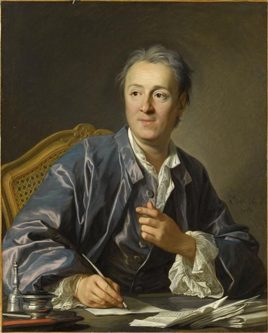   Denis Diderot, écrivain   Images d'Art