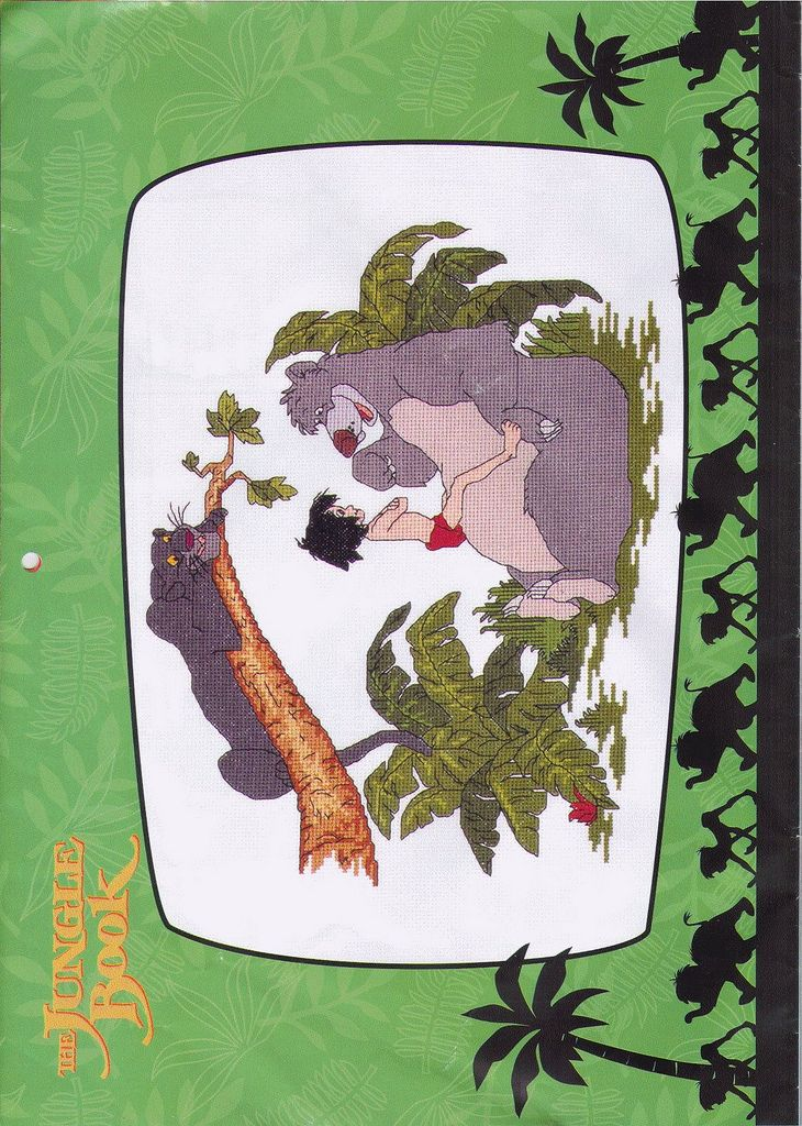 52 best Disney Dschungelbuch images on Pinterest | Das dschungelbuch ...
