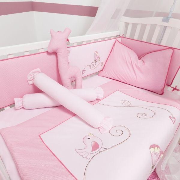 Baby Bettset Schmetterling von Belily-World auf DaWanda.com
