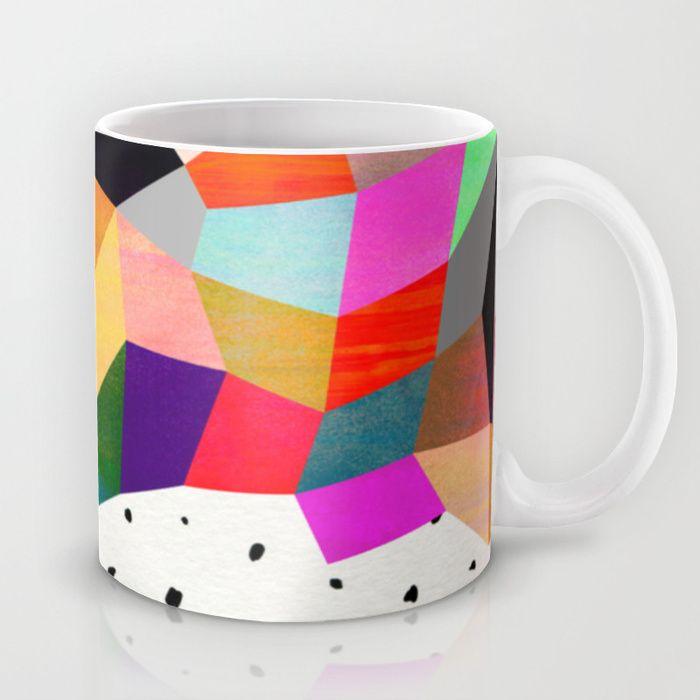 """""""P3"""" Mug by Georgiana Paraschiv on Society6."""
