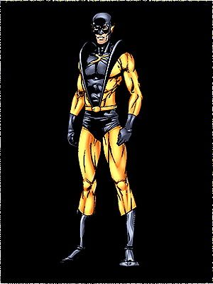 how to draw yellow jacket marvel