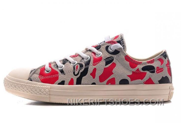 http://www.nikeriftshoes.com/all-star-converse-suede-camouflage-grey-red-chuck-taylor-sneakers-super-deals-4xxwk.html ALL STAR CONVERSE SUEDE CAMOUFLAGE GREY RED CHUCK TAYLOR SNEAKERS FREE SHIPPING 6CXJ6 Only $59.00 , Free Shipping!