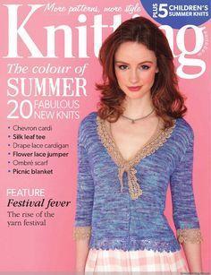 Knitting Magazine №7 2014 - 紫苏 - 紫苏的博客