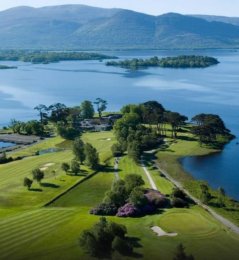 The 5* Killarney Park Hotel. (With Images)