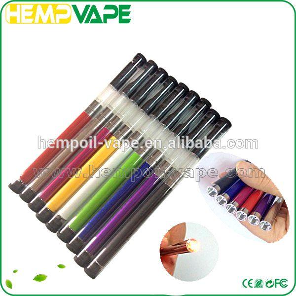 Best price eGo rainbow colored smoke cigarette haka eGo passthrough battery for E cigarette#rainbow smoke cigarettes#Home & Garden#cigarettes#smoking cigarettes