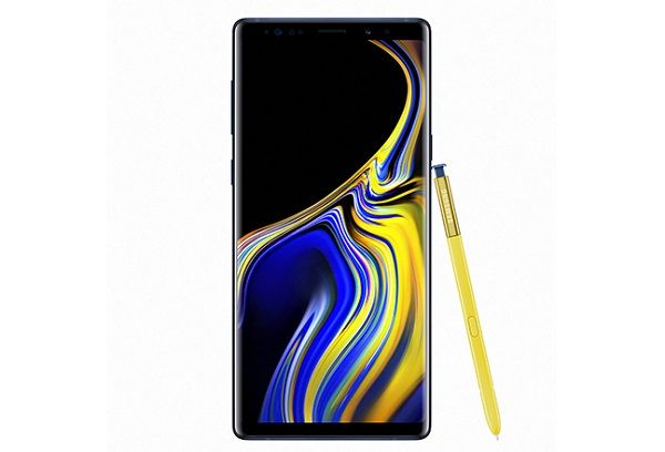 Samsung Galaxy Note 9 With 6 4 Inch Super Amoled Infinity Display