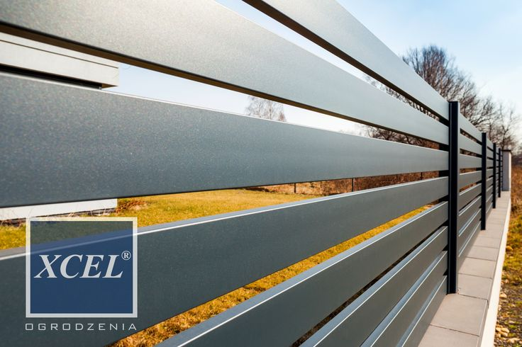 nowoczesne ogrodzenia aluminiowe horizon