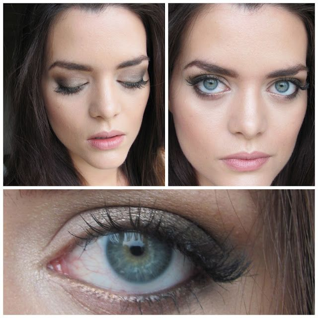 Makeup Over Mind: Bronzey Smokey Eye Tutorial
