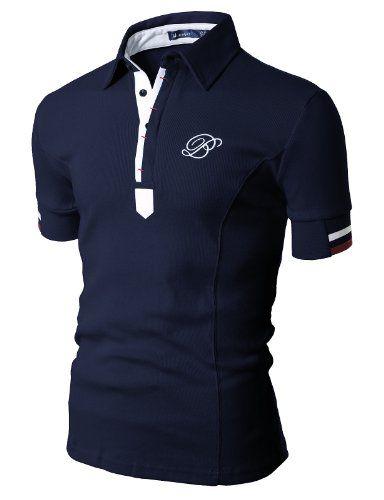 Doublju Mens Polo Short Sleeve T-shir... (bestseller)