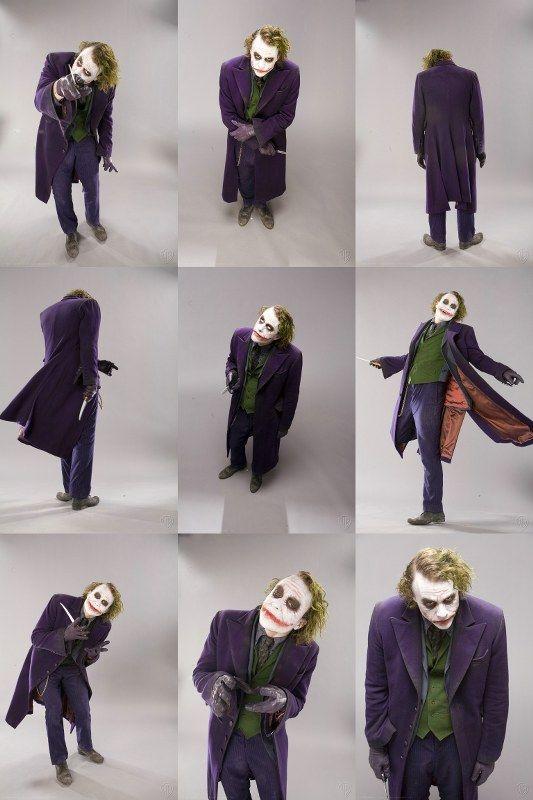 heath ledger joker makeup transformation - Google Search