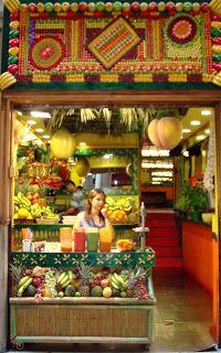 THM - Tecnologías de la Horticultura Mediterránea: Posibles nuevos formatos en tiendas de frutas y verduras