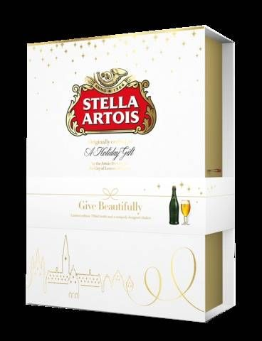 """#StellaArtois delivers a star-filled #holiday season by inspiring consumers to """"give beautifully"""""""