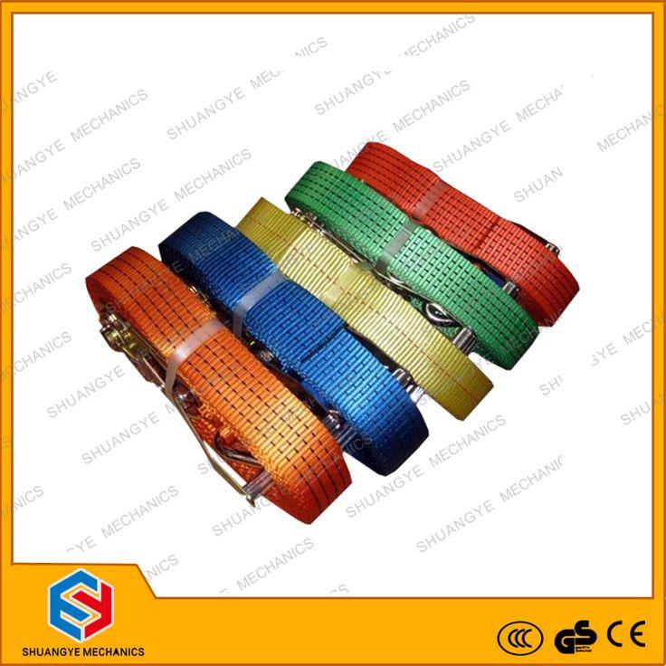 Weight Lifting Straps/ Cargo Lashing Belt/ Tie Down Strap