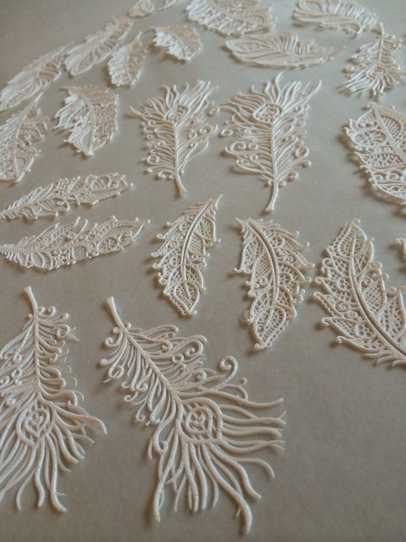 Edible Lace Fancy Vintage SteamPunk Gatsby by TheFancyThings