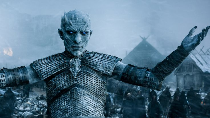 Who Is the Night's King on Game of Thrones? | POPSUGAR Entertainment