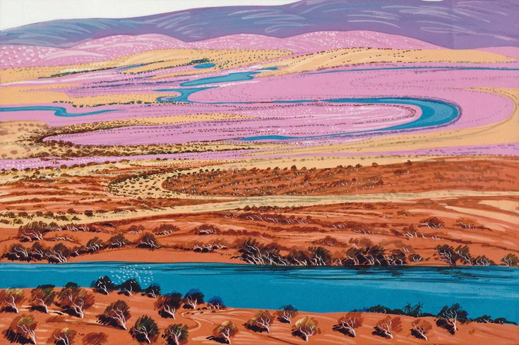 ELIZABETH DURACK · australian artist · 1915-2000 | artworks: drawings