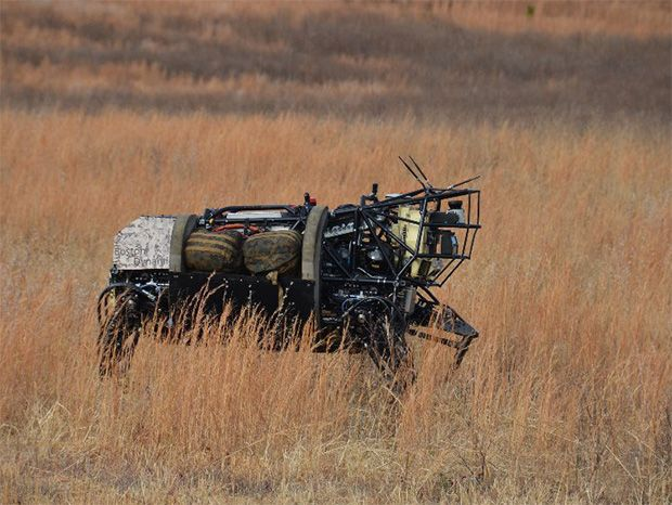 Boston Dynamics Gets $10 Million from DARPA for New Stealthy, Bulletproof LS3 - IEEE Spectrum #NewTechTuesday