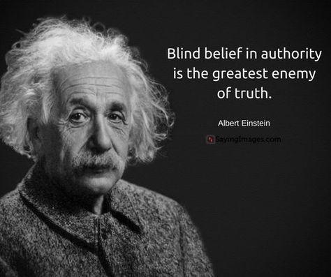 33 Albert Einstein Quotes On A Man of Genius