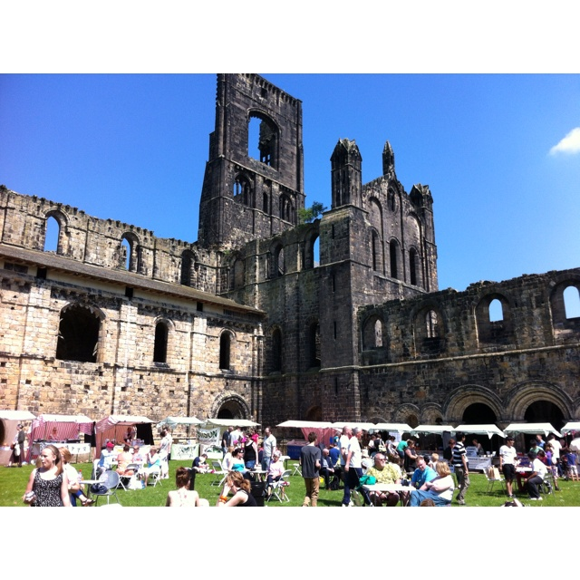 Pretty Places Leeds: 17 Best Images About Kirkstall Abbey & The Abbey House