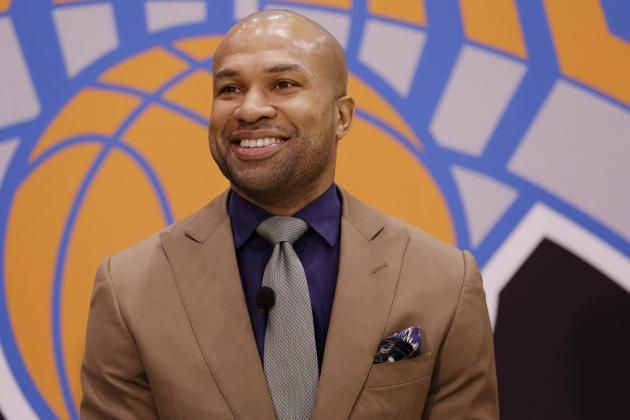 OOOOH It's Going Down!!! One Day After NY Knicks Coach DEREK FISHER Is FIRED . . . We Got Pics Of Him . . . Going ON VACATION . . . With MATT BARNES WIFE!!!