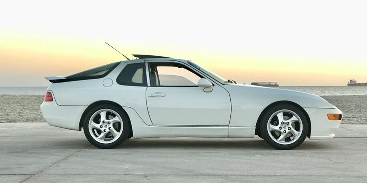 Before the Boxster, this was Porsche's entry-level car.