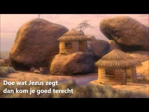 Bouw je huis niet op zand - YouTube