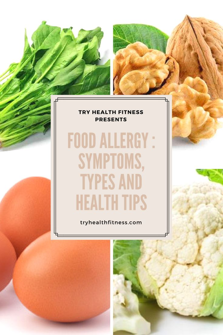 Food Allergy : Symptoms, Types And Health Tips #health #food #glutenfree #allergy #nutrition