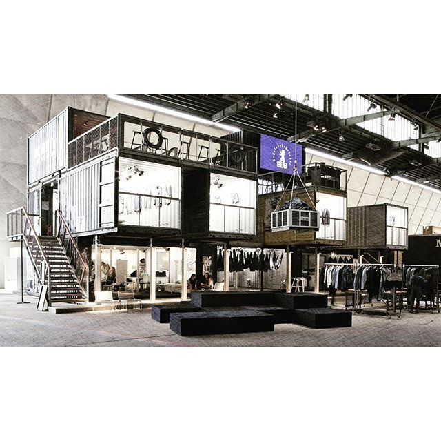 17 best images about shipping container huds on pinterest for Village craft container home