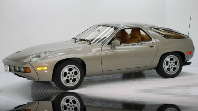 1979 Porsche 928 Tom Cruise car from Risky Business