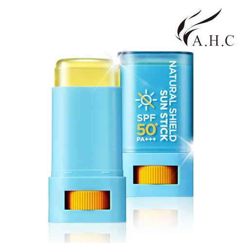 AHC Natural Shield Sun Stick 16g SPF50+ PA+++ UV Protection K-Beauty  #AHC
