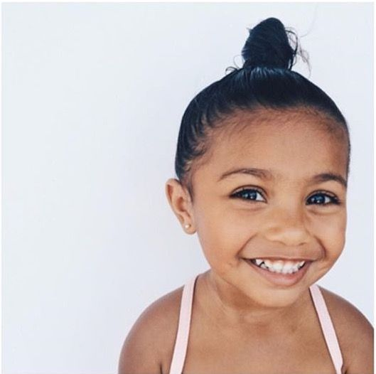 Xaria • 3 • African American, Mexican & Caucasian ♥️ Follow instagram.com/kids.mixed