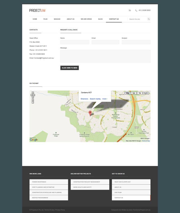 Contact Us- Projectum Civil Engineering Consultancy