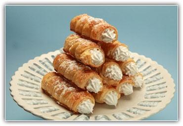 creme rolls